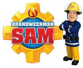 brandweerman sam kleurplaten